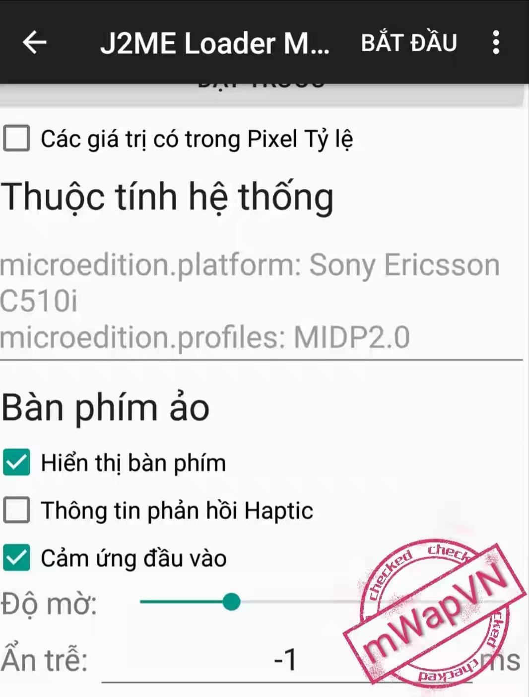 mWapVN - Wap xem truyện tranh, tải game mobile, blog tin tức,share